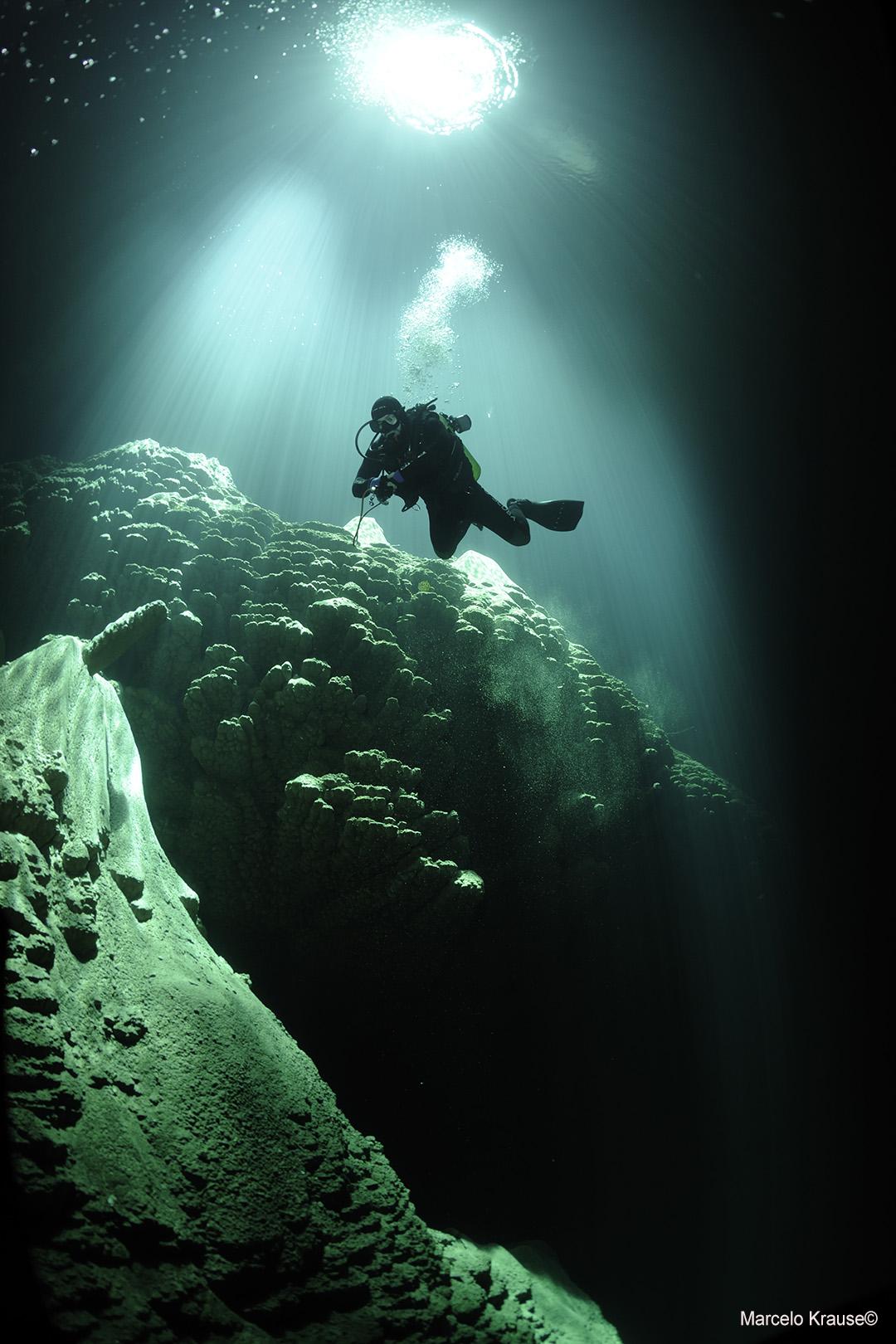 Abismo Anhumas Bonito expedição cavernas ESPN