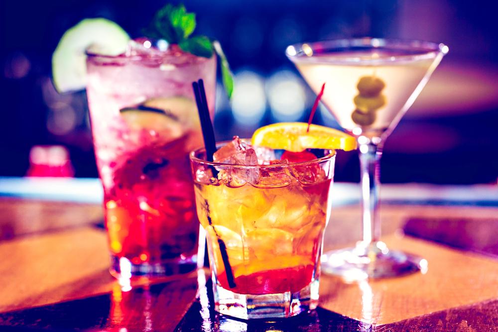 bar em casa - copos
