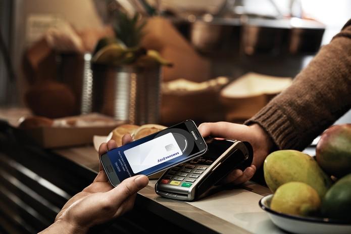 Samsung Pay - o sistema de pagamento móvel da Samsung