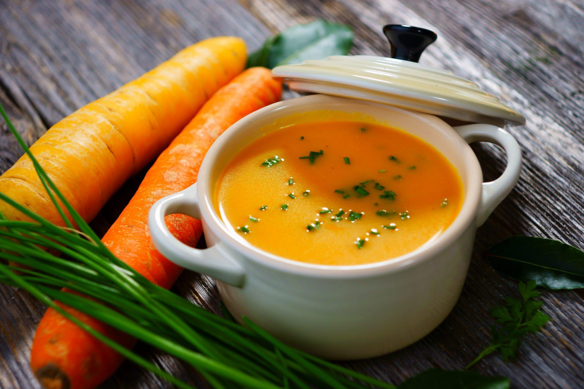 sopa (cenoura)