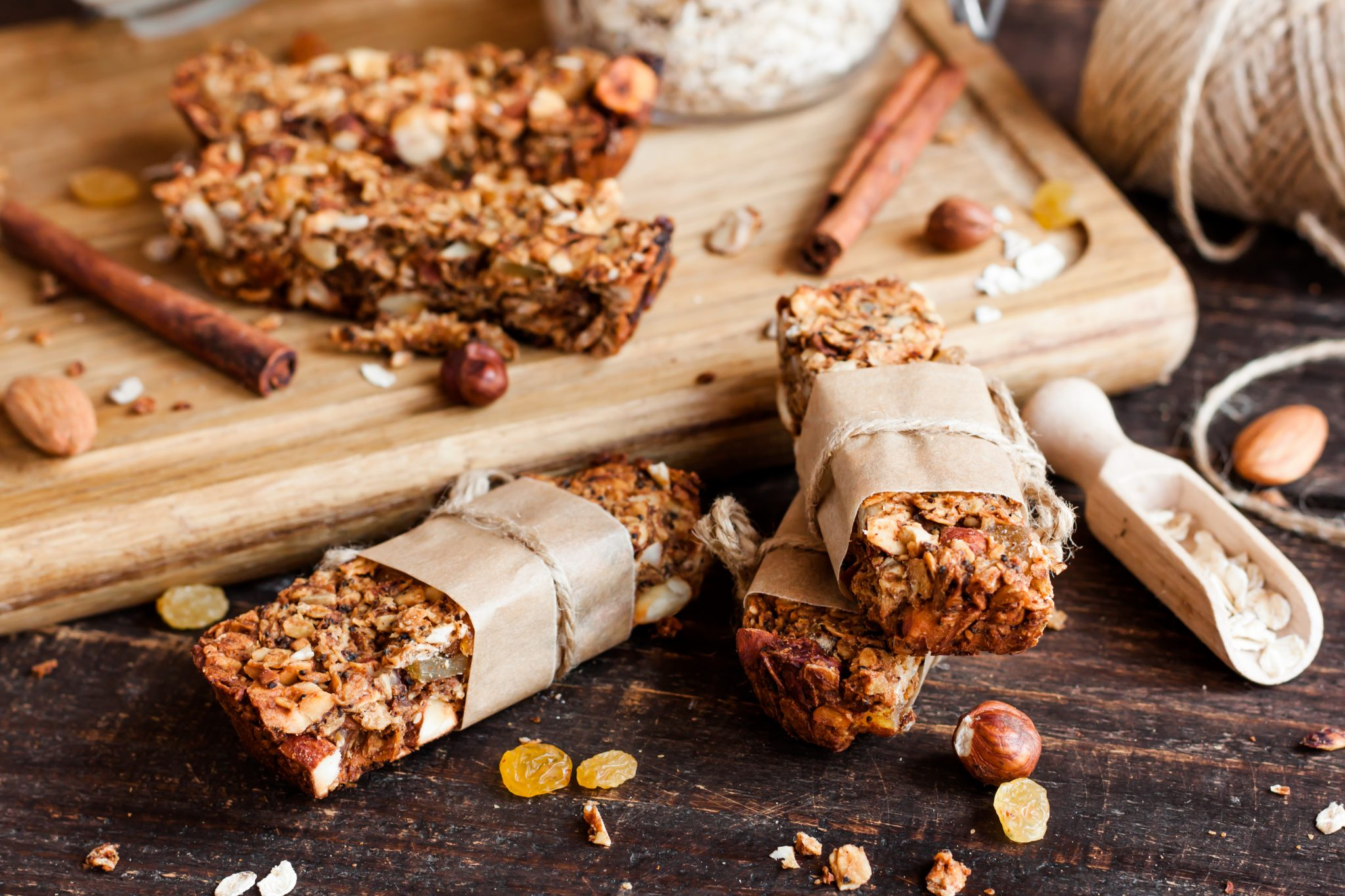 Barras de cereal caseiras: aprenda três receitas com