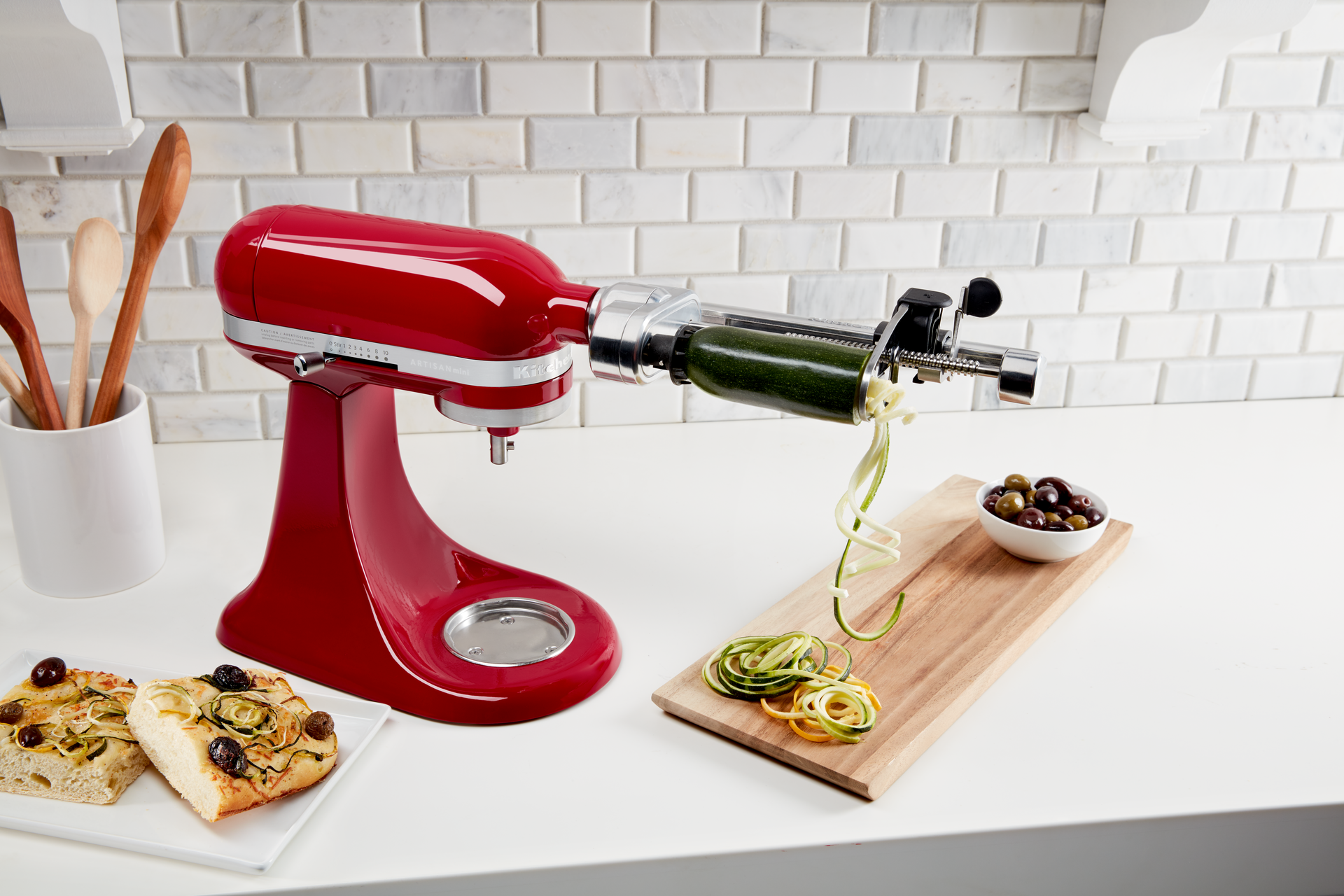 espiralizador kitchenaid